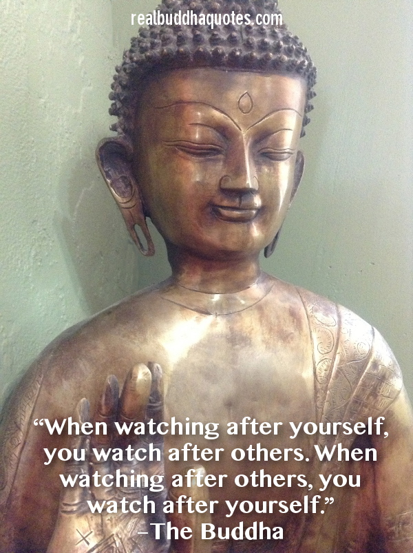 watching self others