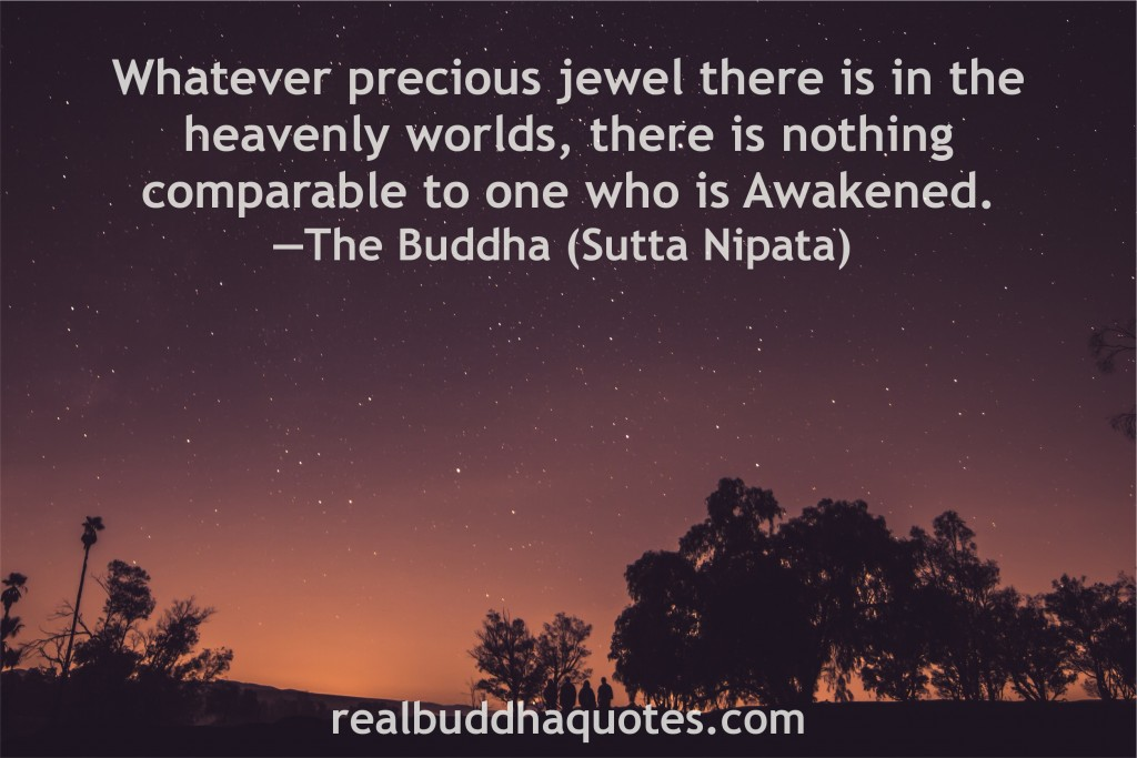whatever precious jewel there is