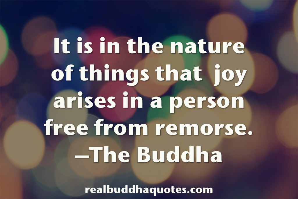 it is in the nature of things